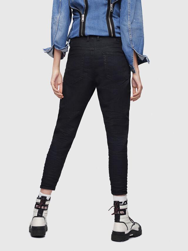 Diesel - Candys JoggJeans 0688U, Black/Dark grey - Jeans - Image 2