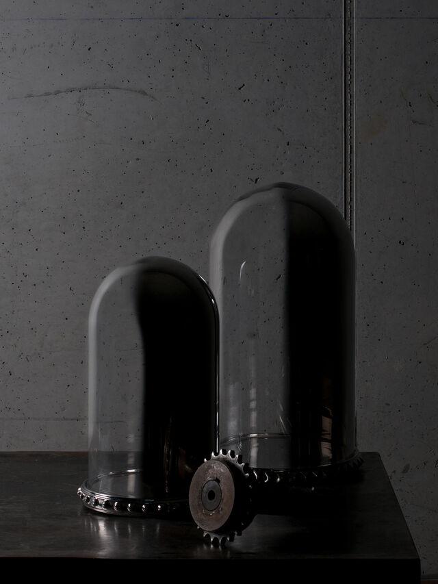 10942 GHOST SHELL, Steel Gray