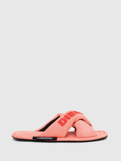 Diesel - SA-MERY X, Pink - Slippers - Image 1