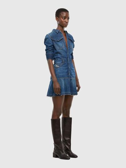 Diesel - DE-JOANA, Medium blue - Dresses - Image 6