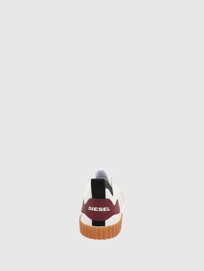 Diesel - S-BULLY LC, White/Red - Sneakers - Image 7