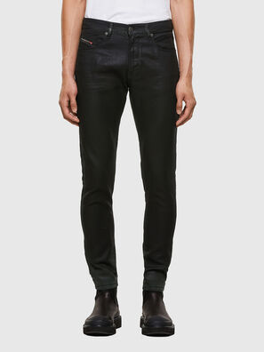 D-Strukt JoggJeans 069QX, Black/Green - Jeans