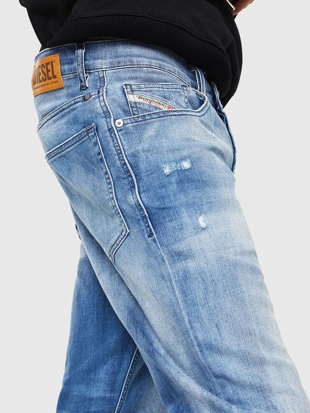 Diesel - D-Eetar 081AS, Light Blue - Jeans - Image 4