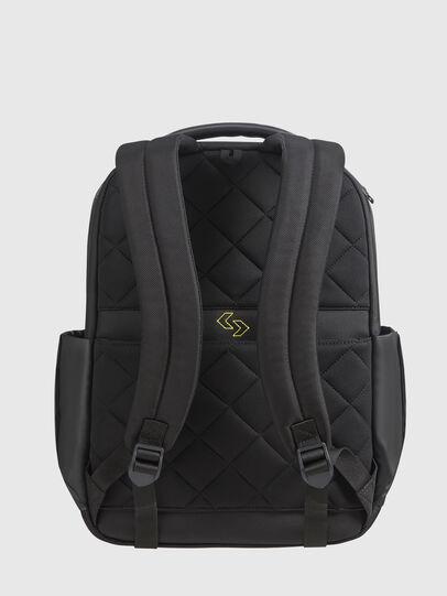 """Diesel - """"KB1*19001 - OPENROA, Black/Yellow - Backpacks - Image 2"""