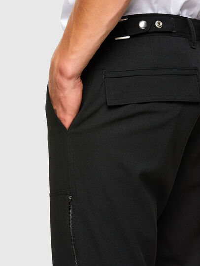 Diesel - P-KOLTY, Black - Pants - Image 3
