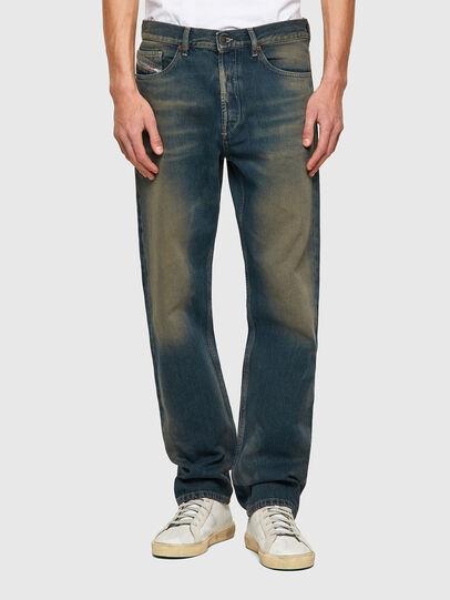Diesel - D-Macs 009VK, Blue/Green - Jeans - Image 1