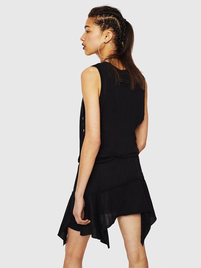 Diesel - D-SLOAN, Black - Dresses - Image 2