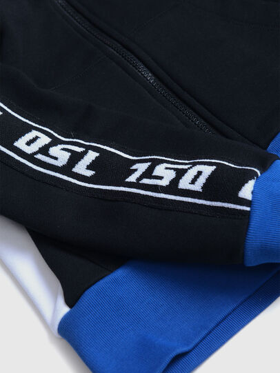Diesel - SJHID OVER, Black - Sweaters - Image 3