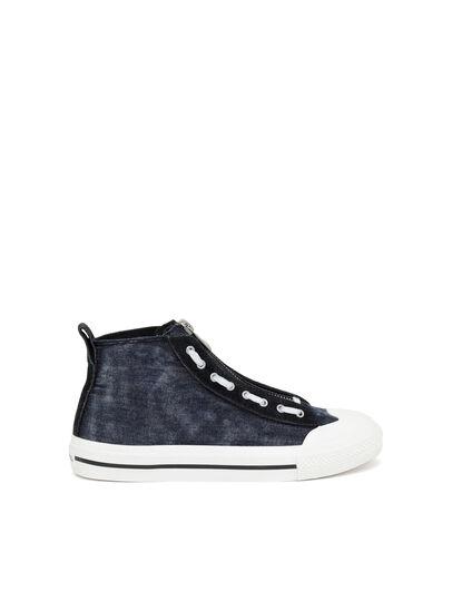Diesel - S-ASTICO MZIP, Dark Blue - Sneakers - Image 1