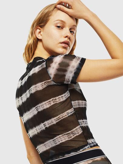 Diesel - UFTEE-ROUNDFEM-M,  - T-Shirts - Image 2