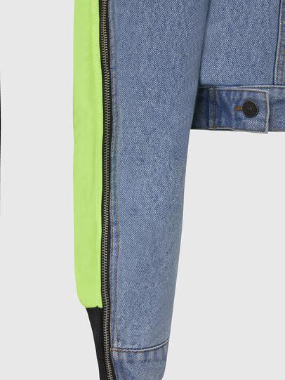 Diesel - G-DANIEL, Blue/Green - Jackets - Image 8