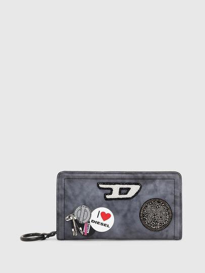 Diesel - GRANATINO,  - Zip-Round Wallets - Image 1