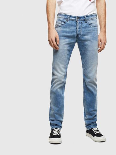 Diesel - Safado 069MN, Light Blue - Jeans - Image 1