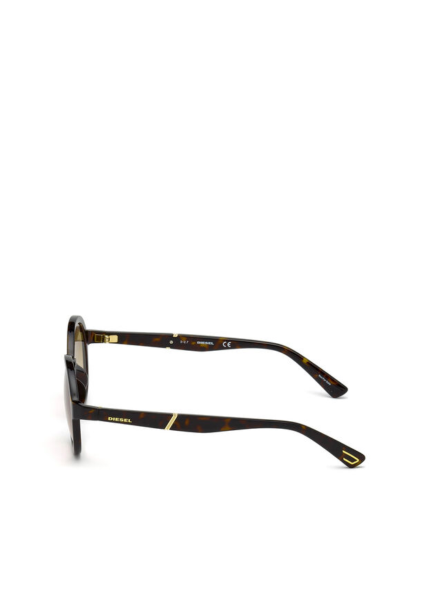 Diesel - DL0264, Brown - Eyewear - Image 3