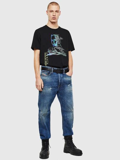 Diesel - D-Macs 0097I, Medium blue - Jeans - Image 7