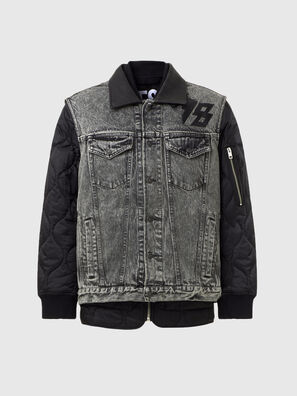 D-DESTROY-SP, Grey/Black - Winter Jackets