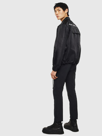 Diesel - P-LOST-NP, Black - Pants - Image 4