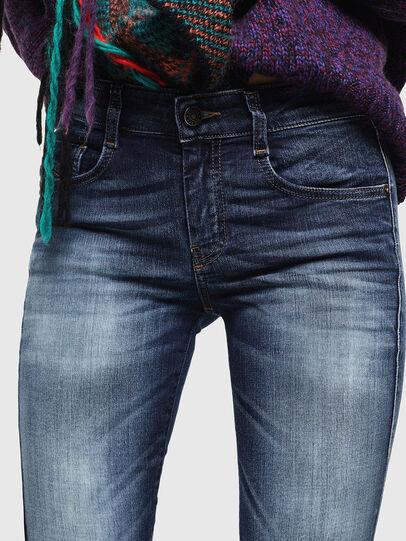 Diesel - D-Ollies JoggJeans 069IE, Dark Blue - Jeans - Image 3