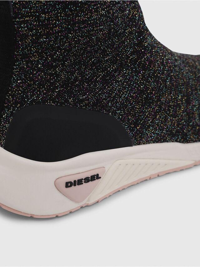 Diesel - S-KBY SOCK W, Multicolor/Black - Sneakers - Image 4