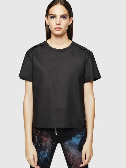 Diesel - T-DARYL, Black - T-Shirts - Image 1