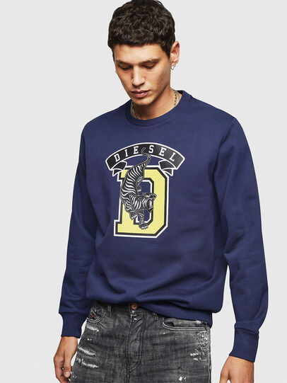 Diesel - S-GIR-B1,  - Sweaters - Image 1