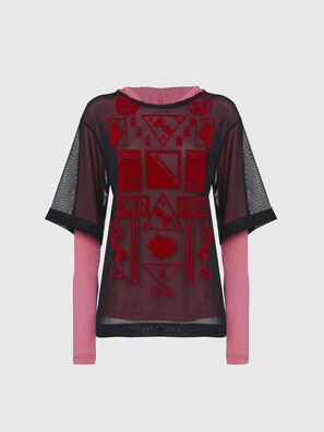 T-LAYER, Pink - Tops