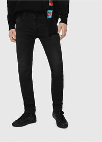 Thommer JoggJeans 069FH, Black