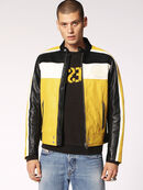 L-STREET, Yellow - Leather jackets