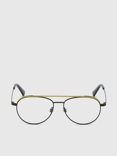 Diesel - DL5305, Yellow - Eyeglasses - Image 1