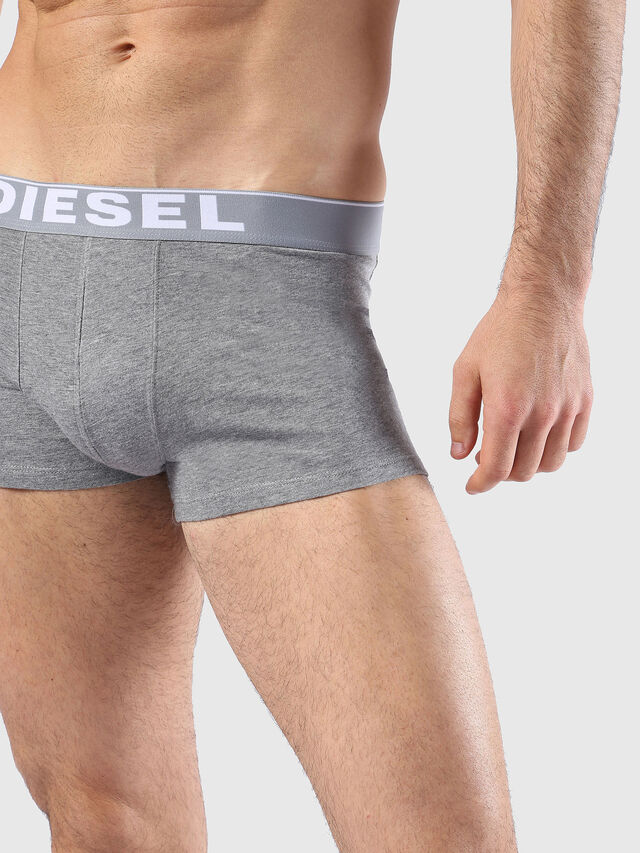 Diesel UMBX-KORYTHREEPACK, White/Black - Trunks - Image 4