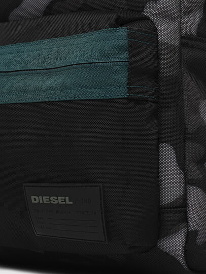 Diesel - MIRANO, Blue/Grey - Backpacks - Image 5