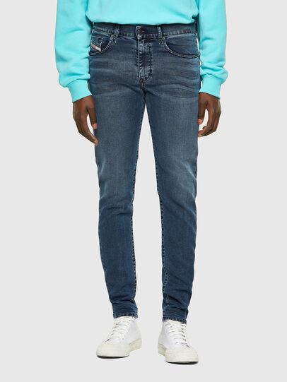 Diesel - D-Strukt JoggJeans® 069VH, Medium blue - Jeans - Image 1