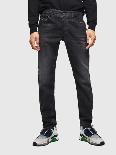 Diesel - Larkee-Beex 082AS, Black/Dark grey - Jeans - Image 1