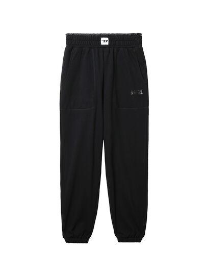 Diesel - UFLB-TOOL, Black - Pants - Image 1