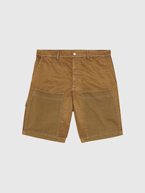 P-TRENT-SHORT, Light Brown - Shorts