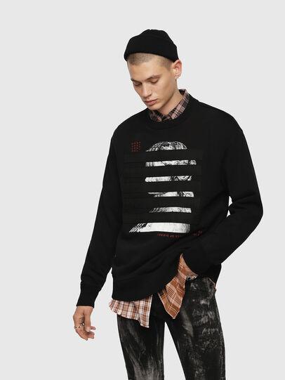 Diesel - S-BAY-YB,  - Sweaters - Image 1