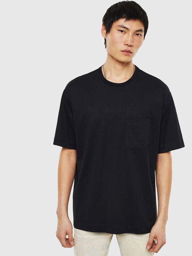 T-TIGE, Black - T-Shirts