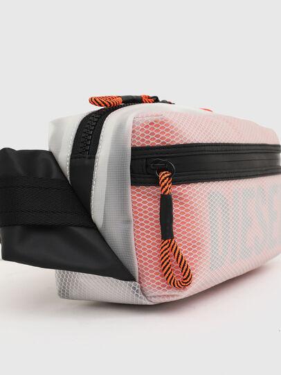 Diesel - FAROH, White/Orange - Belt bags - Image 4