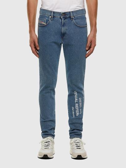 Diesel - D-Strukt 009DX, Light Blue - Jeans - Image 1
