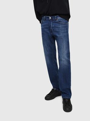 Waykee 082AZ, Dark Blue - Jeans