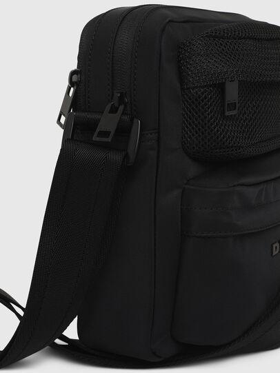 Diesel - SYRIO, Black - Crossbody Bags - Image 7