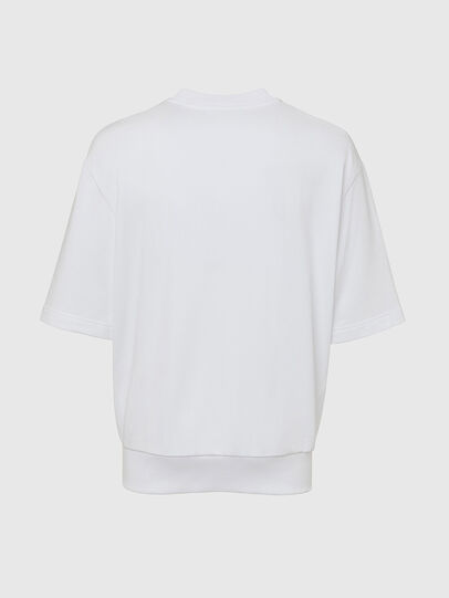 Diesel - S-COOLING-X10, White - Sweaters - Image 2