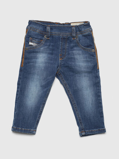 Diesel - KROOLEY-NE-B-N, Light Blue - Jeans - Image 1