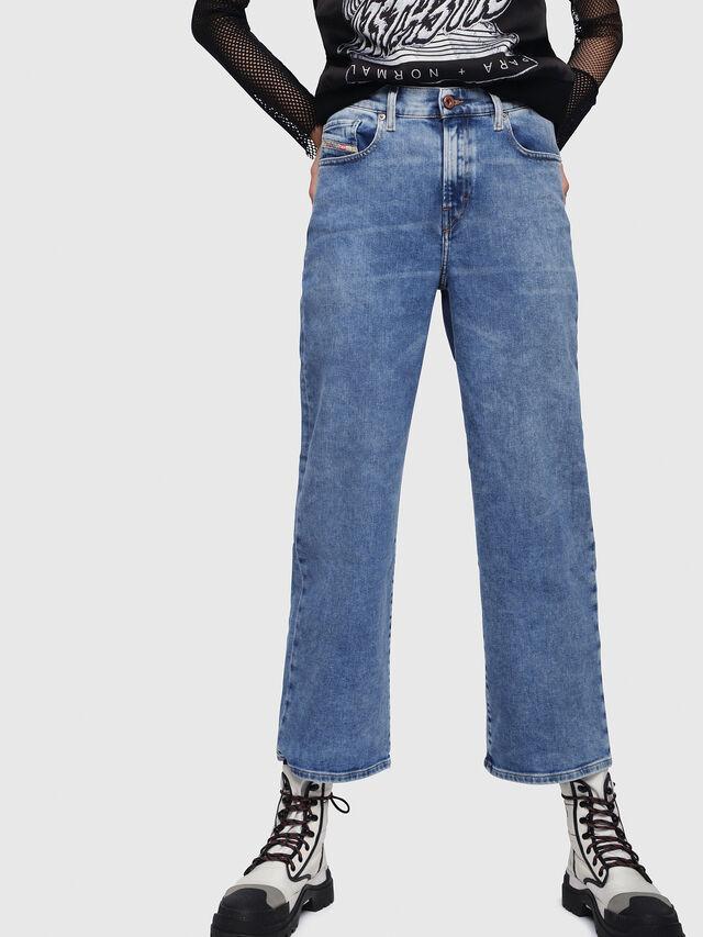 Diesel - Widee 087AR, Light Blue - Jeans - Image 1