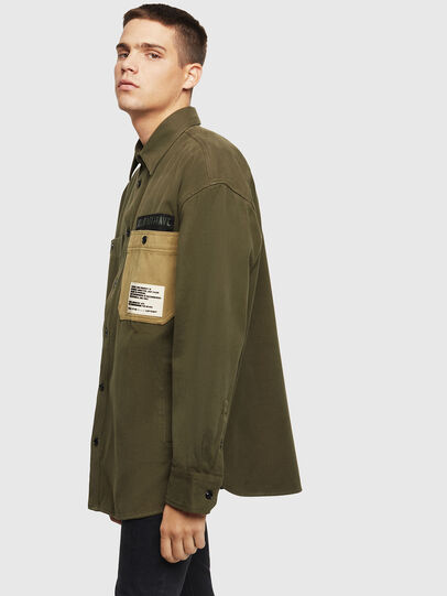 Diesel - S-LEBED,  - Shirts - Image 5