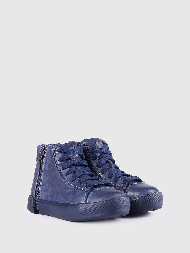 KIDS SN MID 24 NETISH YO, Navy Blue - Footwear - Image 2