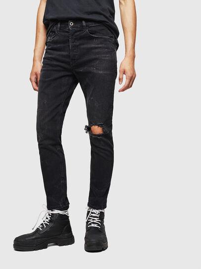Diesel - D-Eetar 069DV, Black/Dark grey - Jeans - Image 1