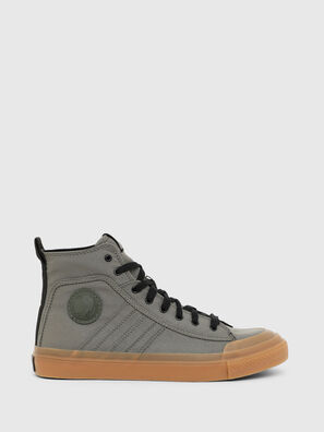 S-ASTICO MID LACE, Olive Green - Sneakers