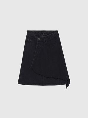 DE-TOBY, Black - Skirts