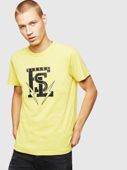 Diesel - T-DIEGO-B14,  - T-Shirts - Image 1